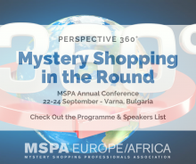 MSPA EUROPE 19th Annual Conference 2018