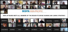 MSPA AP - Sharing and Caring - Update