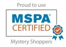 Shopper Certification